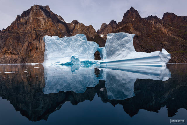 Southern Greenland, Fleeting Moments, Glaciers, Icebergs