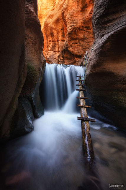 Kanarra Creek, Kanarraville, Utah, Into the Unknown