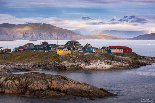 Greenland, Southern Greenland, Alluitsup Paa, Once Upon a Time