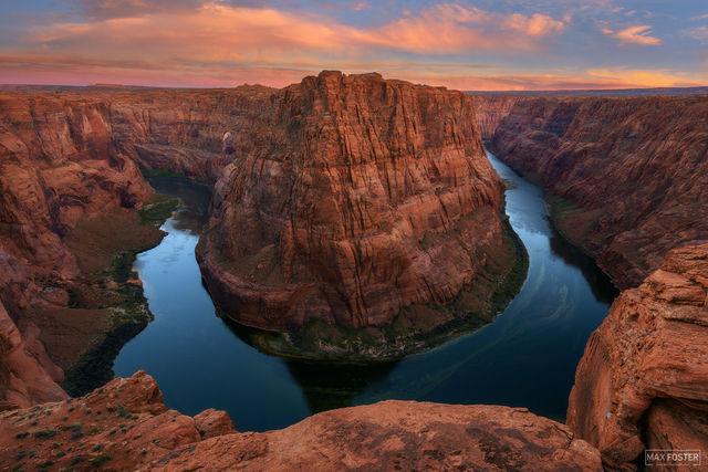 Horseshoe Bend, Page, Arizona, Colorado River, Glen Canyon Dam, Lake Powell, Glen Canyon National Recreation Area, Quiet Contemplation