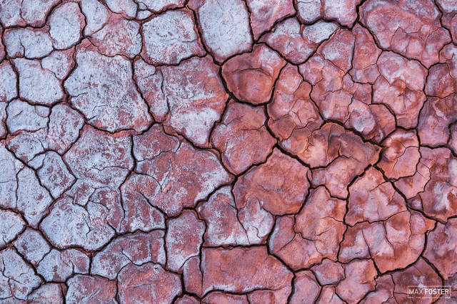 Death Valley National Park, California, Salt of the Earth, Salts, Dry Lake, Mudcracks, Cracked Mud