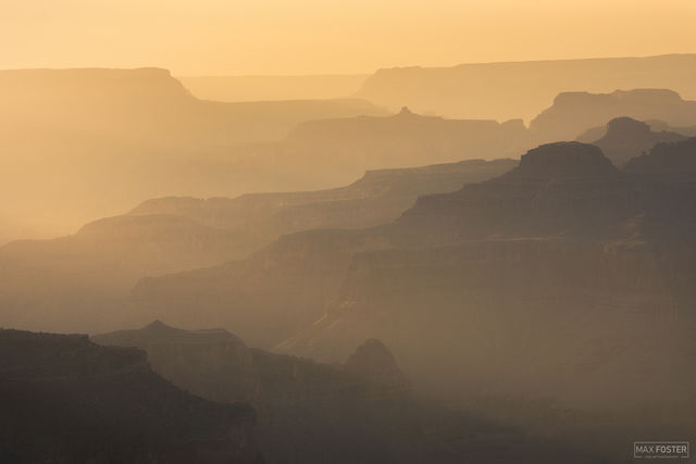 Grand Canyon National Park, Arizona, Southwest Silhouette