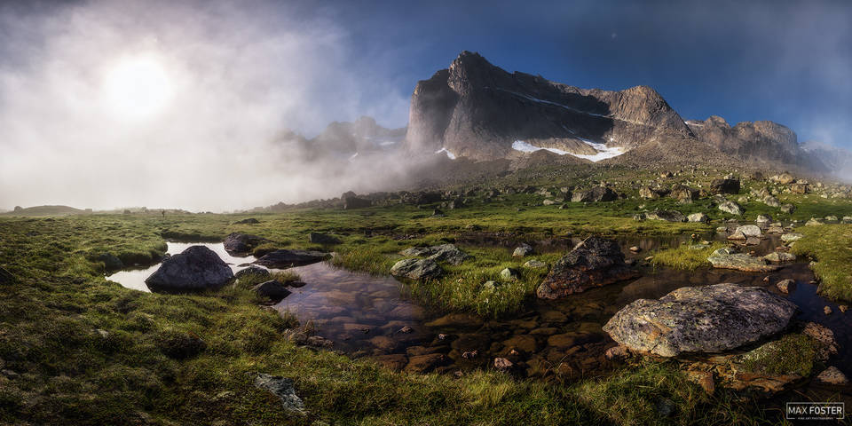 Southern Greenland, A New Day, Tundra