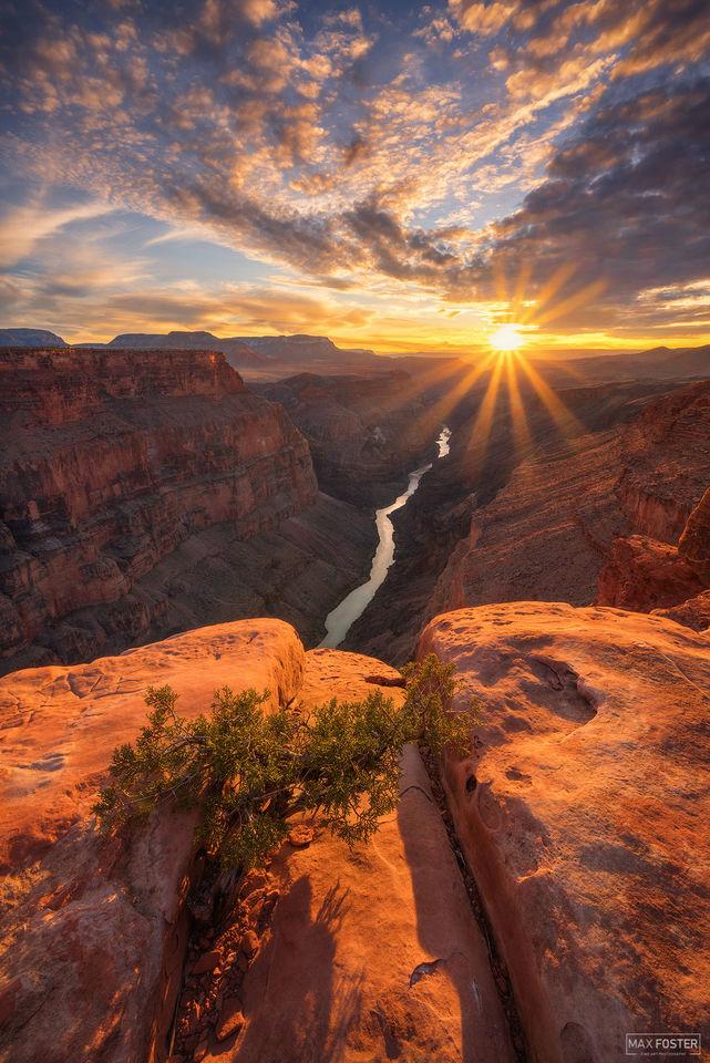 Toroweap Overlook, Grand Canyon National Park, Arizona, Heading West, Colorado River, North Rim