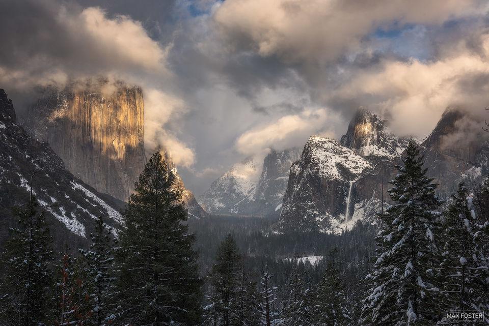 Yosemite National Park, California, Majestic Valley