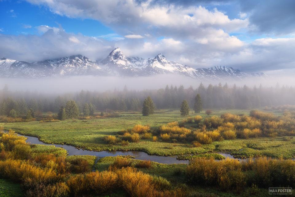 Grand Teton National Park, Wyoming, Springtime Grandeur, Jackson Hole, Teton Mountain Range