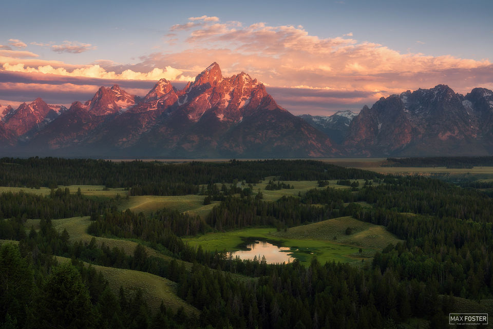 Grand Teton National Park, Wyoming, Teton Magic, Jackson Hole, Greater Yellowstone Ecosystem