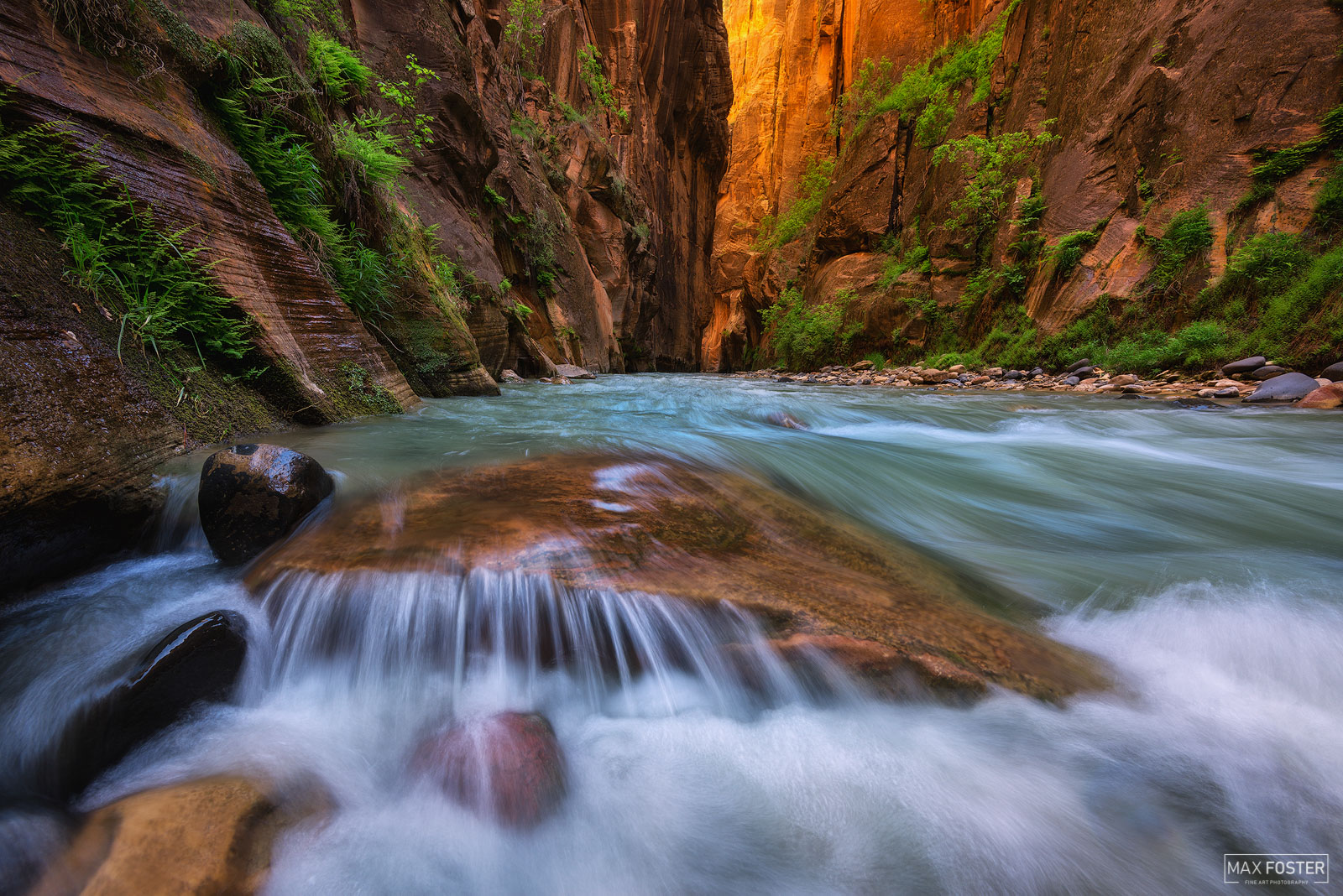 Zion National Park, Utah, A Place of Wonder, Colorado River, Virgin River, Slot Canyon, photo