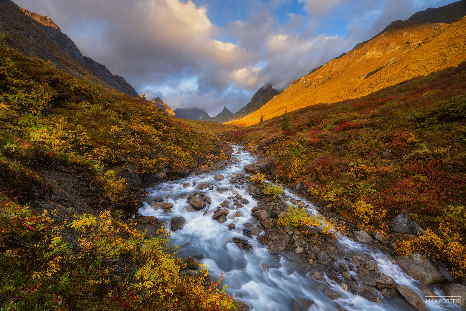 Arrigetch Peaks Wilderness, Gates of the Arctic National Park, Alaska, photo