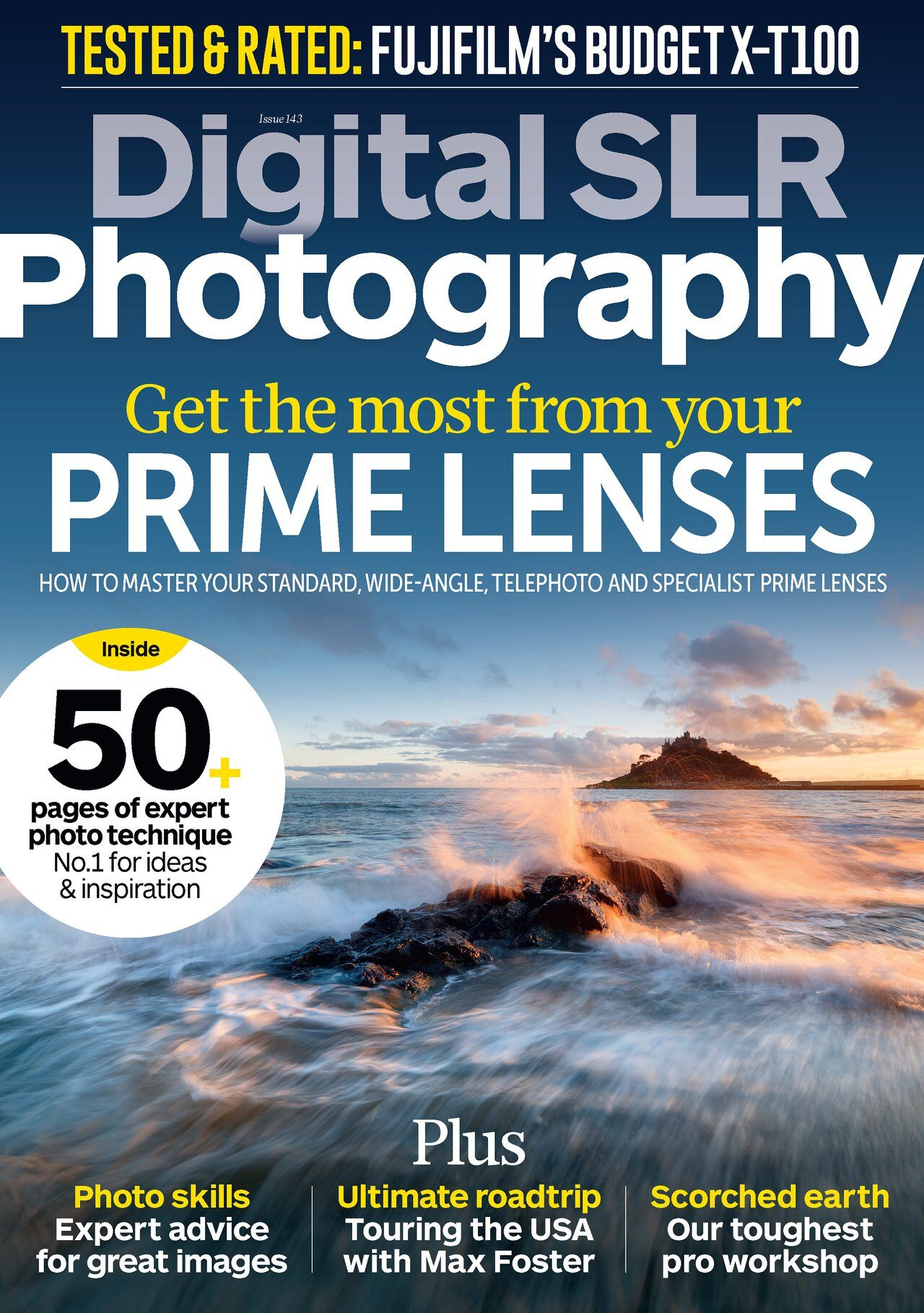 Digital SLR Photography, October 2018, Issue 143, Ultimate Roadtrip, Touring the USA with Max Foster, photo