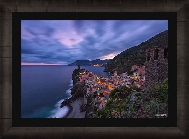 Gallery Ultra+   TruLife® Lumachrome Acrylic Print   ROMA Frame print preview