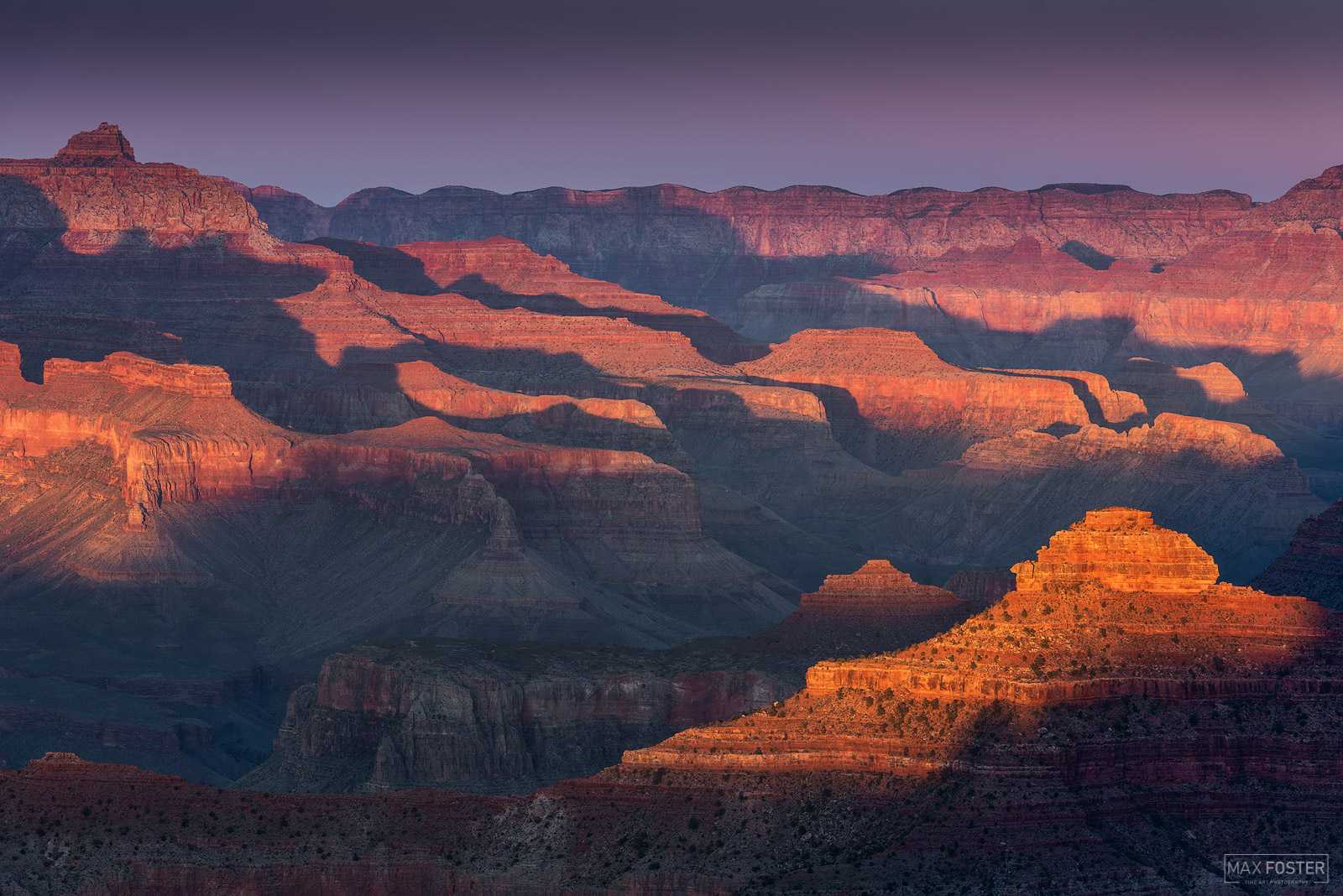 Fine Art Limited Edition of 50 Grand Canyon National Park, located in northwestern Arizona, is the 15th site in the United States...
