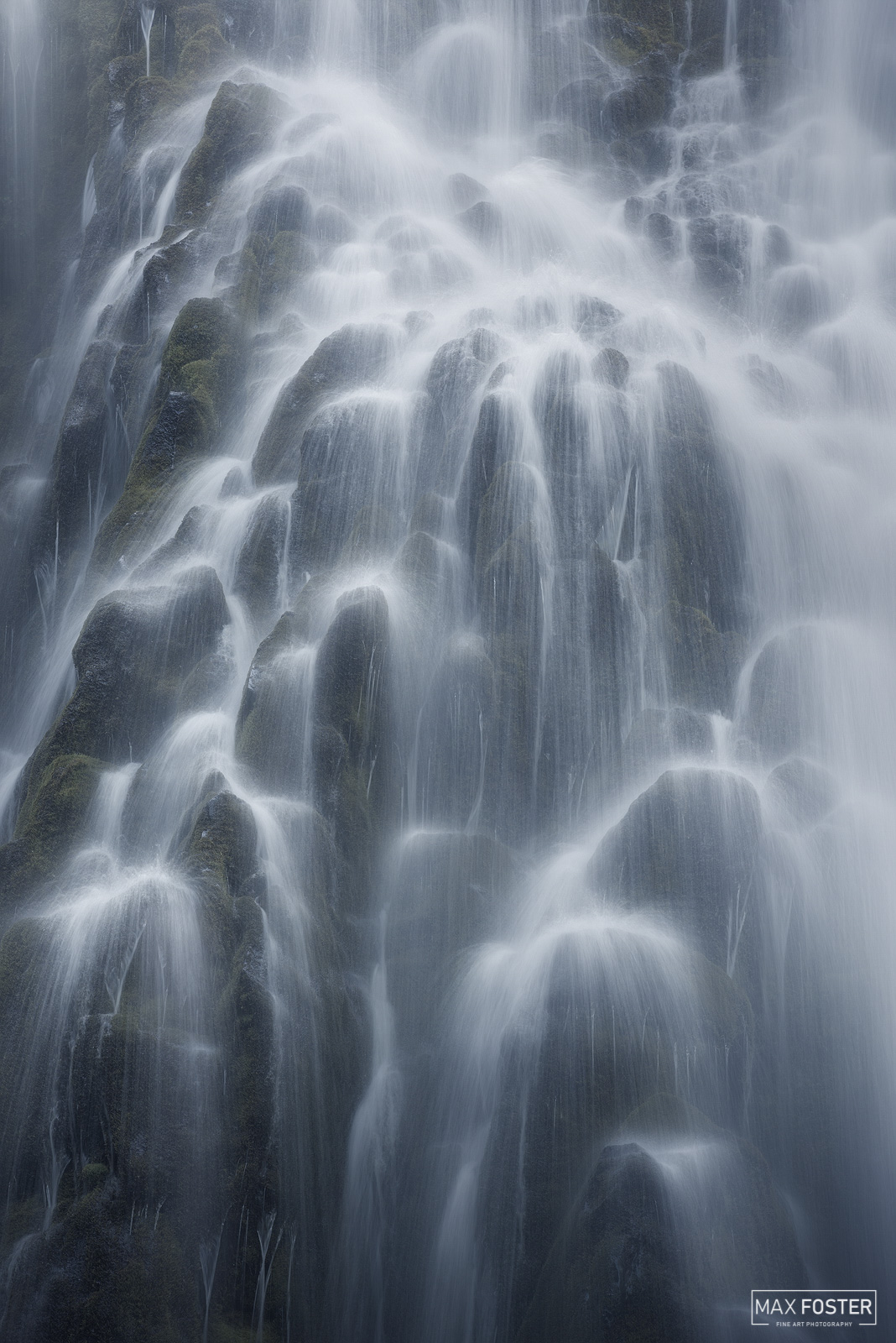 Proxy Falls, Oregon, Essence of Nature, Plunge, Waterfall, Willamette National Forest, photo
