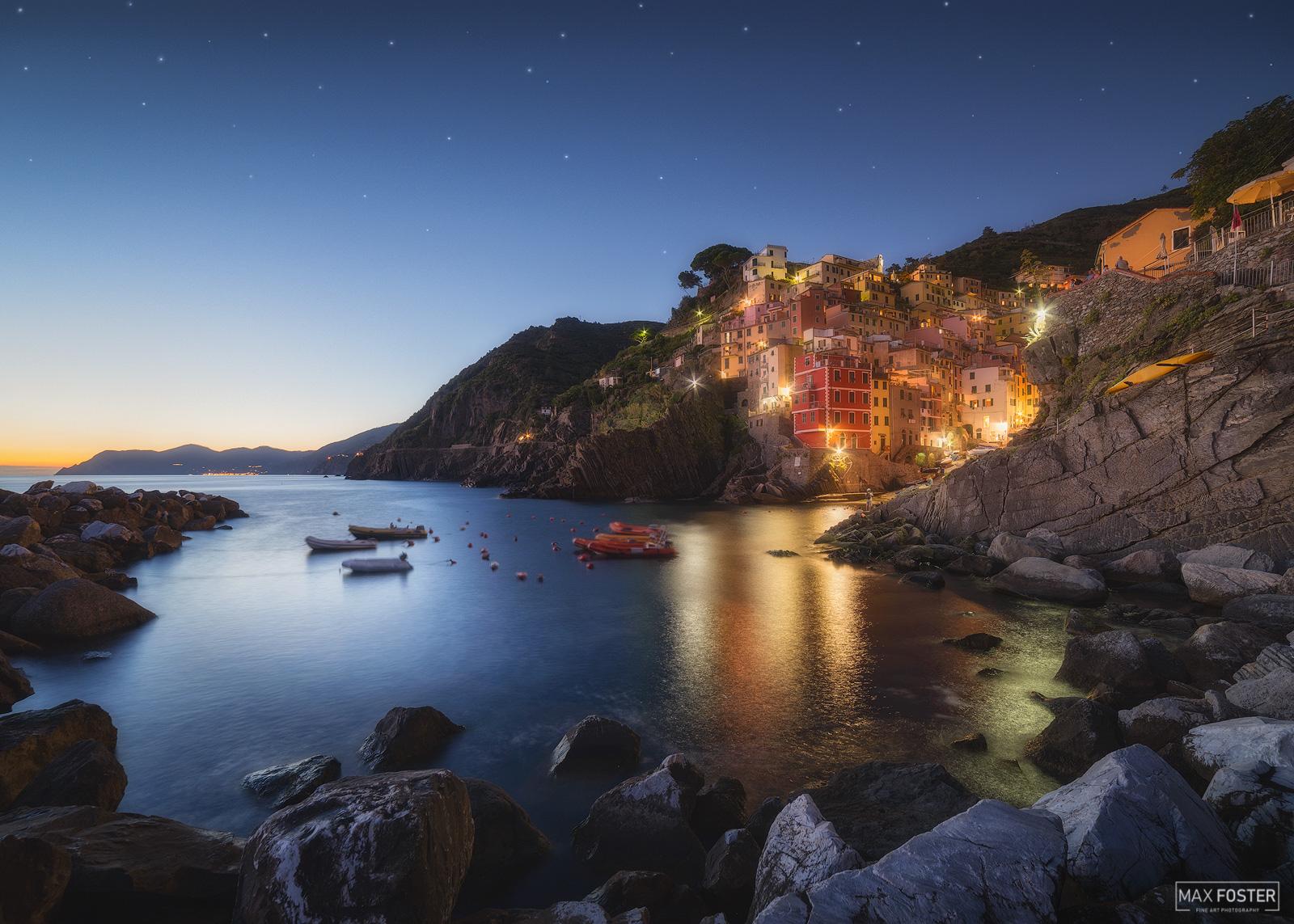 Riomaggiore, Cinque Terre, Italy, Evening Calm, Evening, Calm, La Spezia, Mediterranean, Village, Liguria, La Spezia, Riviera, photo