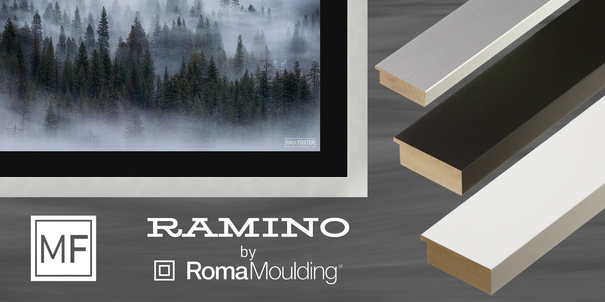 Ramino by Roma Moulding