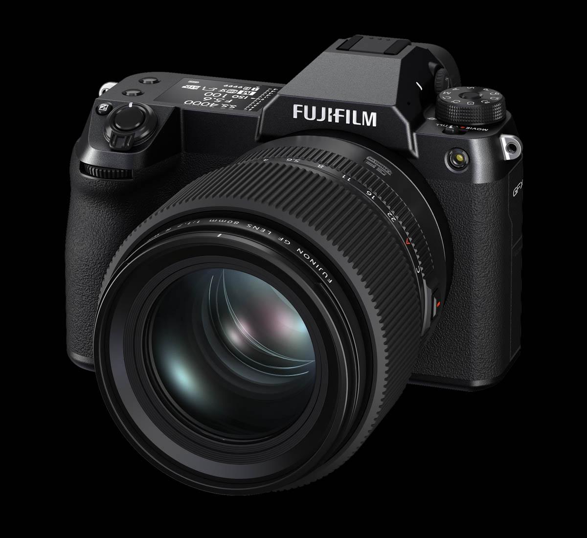 The New Fujifilm GFX100S 102MP Medium Format Camera