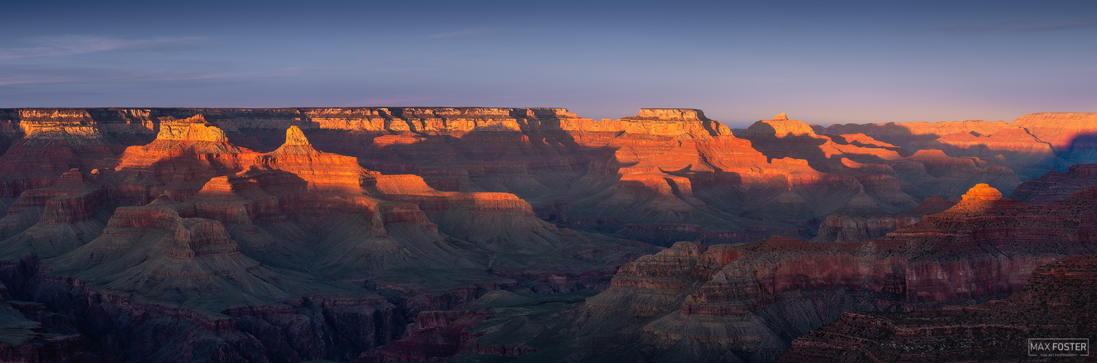 Fine Art Limited Edition of 50 The Grand Canyon, including its extensive system of tributary canyons, is valued for its combination...
