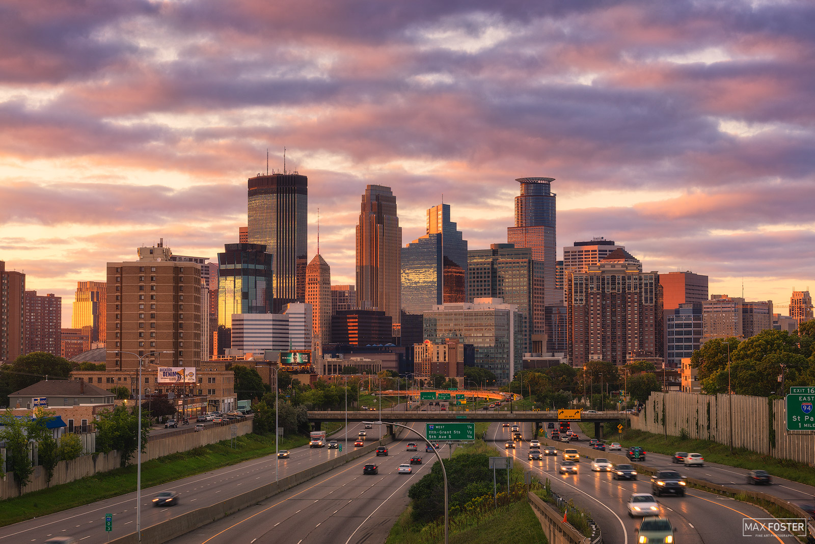 Fine Art Limited Edition of 50 Minneapolis is the 16th-largest metropolitan area in the United States. The Twin Cities metropolitan...