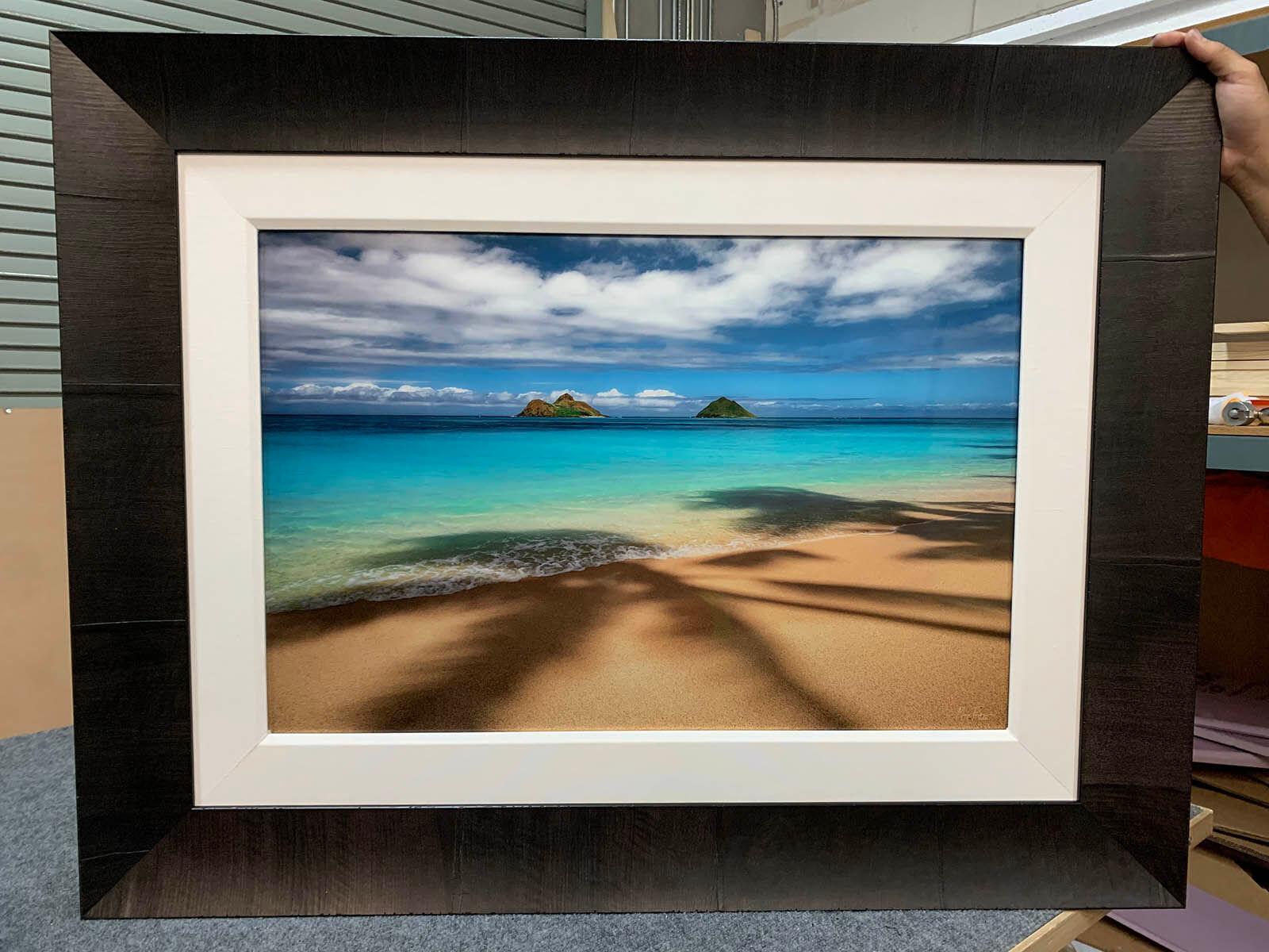A Gallery Ultra+ Lumachrome TruLife Acrylic Framed Print
