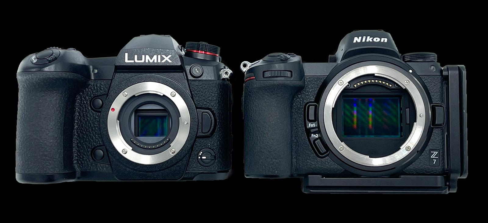 Panasonic Lumix G9 Crop Sensor Vs. Nikon Z7 Full Frame Sensor