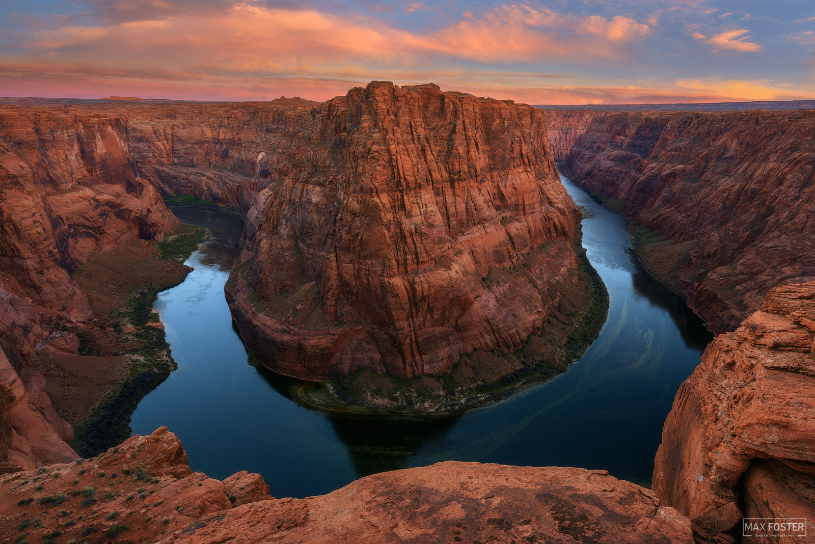 Horseshoe Bend, Page, Arizona, Colorado River, Glen Canyon Dam, Lake Powell, Glen Canyon National Recreation Area, Quiet Contemplation, photo