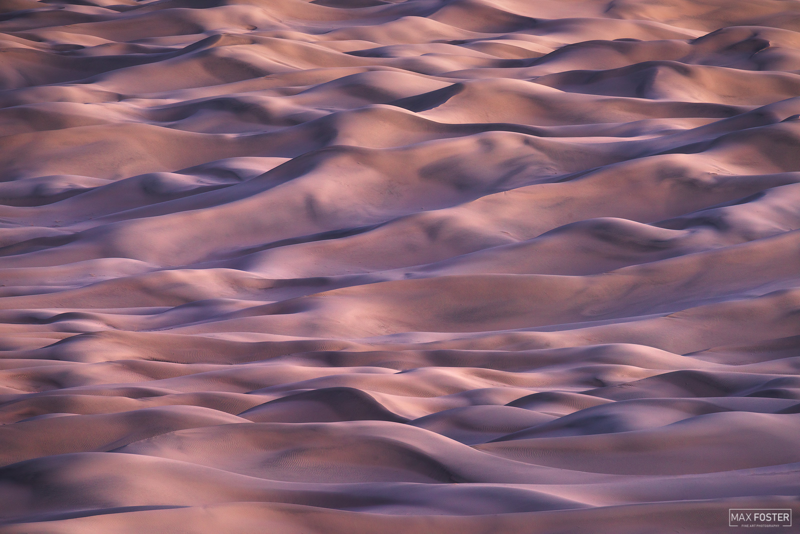 Mesquite Flat Sand Dunes, Death Valley National Park, California, Ripple Effect, photo
