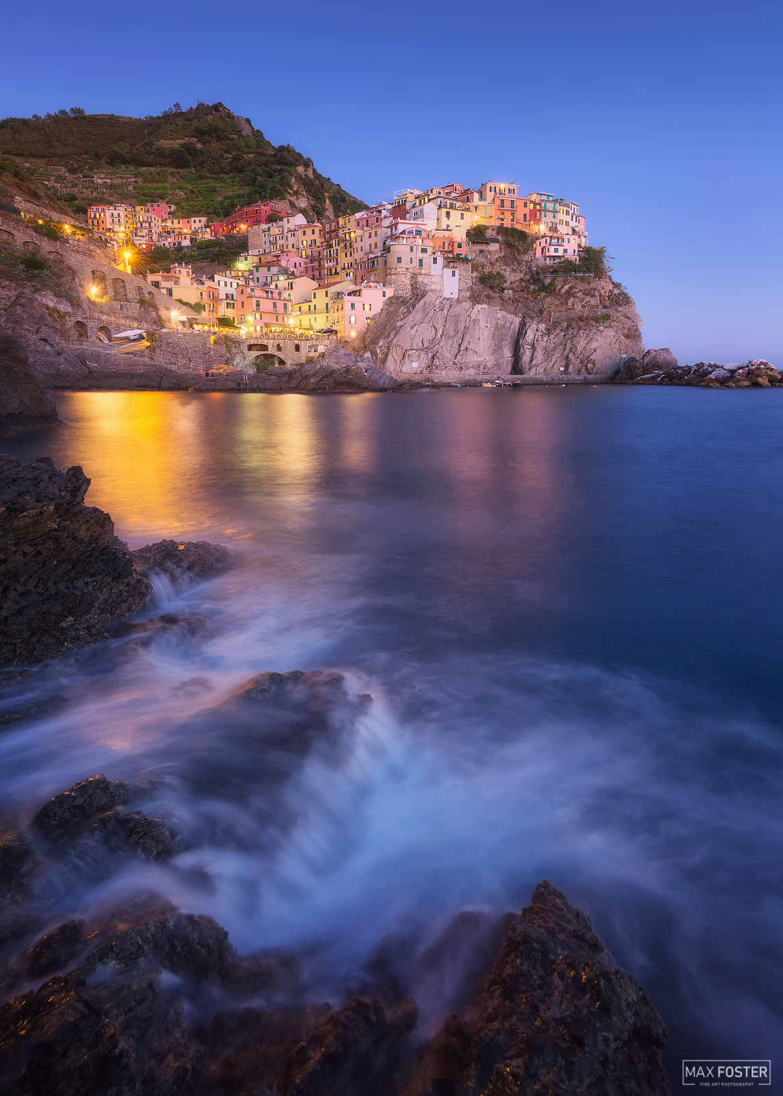 Manarola, Cinque Terre, Italy, Seaside Melody, Liguria, La Spezia, Villages, Seaside, Song of the Sea, photo
