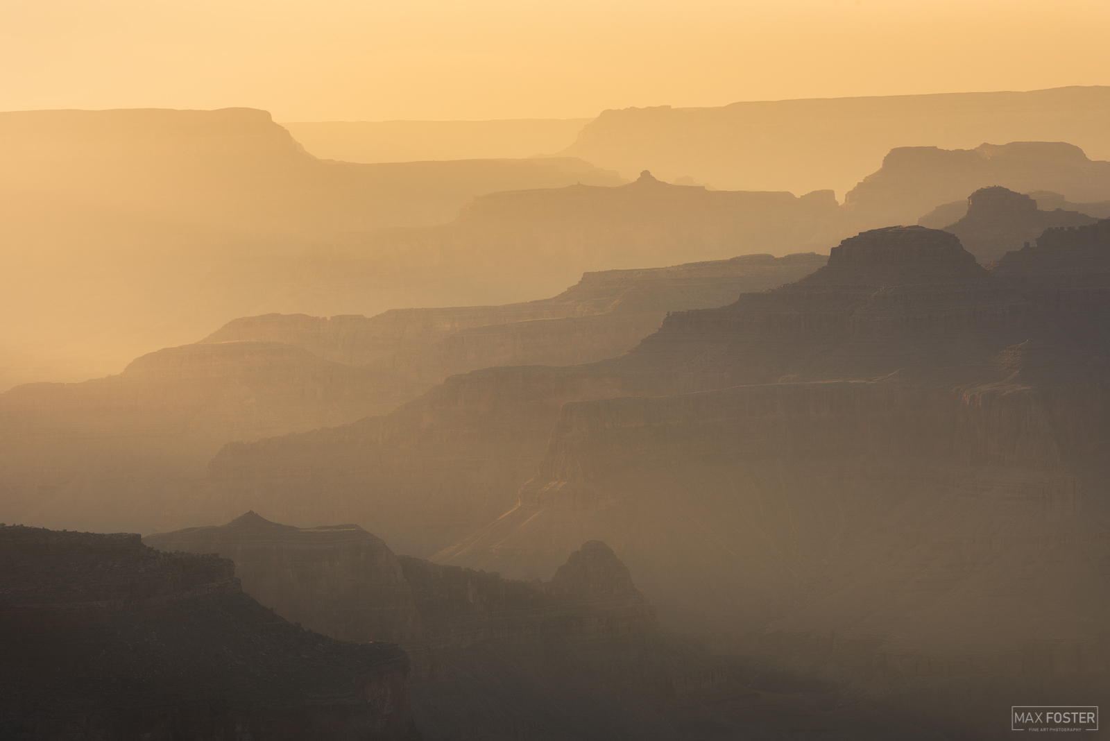 Grand Canyon National Park, Arizona, Southwest Silhouette, photo