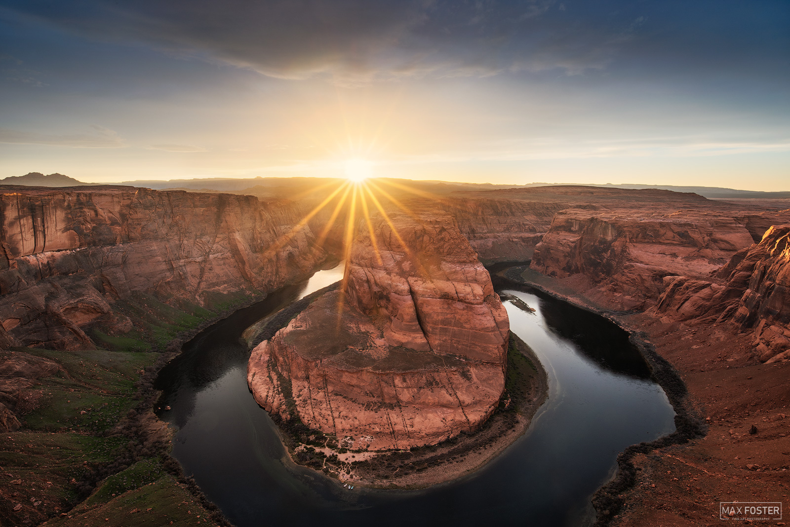 Horseshoe Bend, Page, Arizona, Star Struck, Colorado River, Glen Canyon Dam, Lake Powell, Glen Canyon National Recreation Area, photo