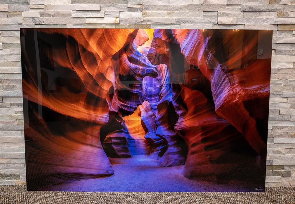 "The Chamber 40x60"" Standard Acrylic"